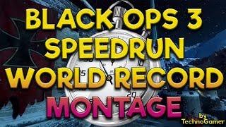 BLACK OPS 3 - WORLD RECORD SPEED RUN MONTAGE by TechnoGamer