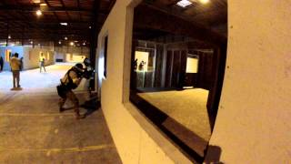 GamePod Combat Zone Airsoft Arena  Kwa Kriss Vector (Gameplay!)