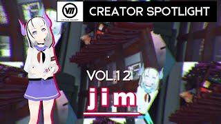 """【Vket】CreatorSpotlight Vol.12 """"jim"""""""