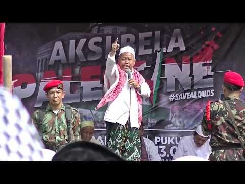 Waspadai Ghozwul Fikri, Tolak Budaya Yahud!!! - KH Abdul Ghofar Ismail