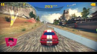 Asphalt 8 SRT 2013 Dodge Challenger SRT8 (TEMPLE DRIVE) Difficult Gameplay 164