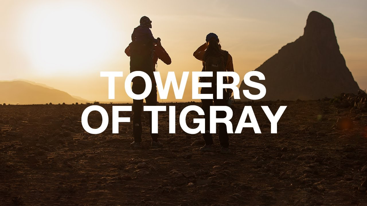 The North Face presents: Towers Of Tigray