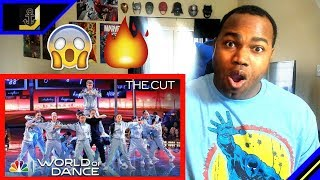 World of Dance 2018 - The Lab: The Cut (Full Performance) REACTION