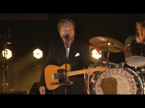 John Mellencamp - AT&T Playoff Playlist Live! 2016 (Full Show) HD