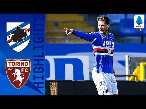 Sampdoria 1-0 Torino | Candreva regala i tre punti ai blucerchiati | Serie A TIM