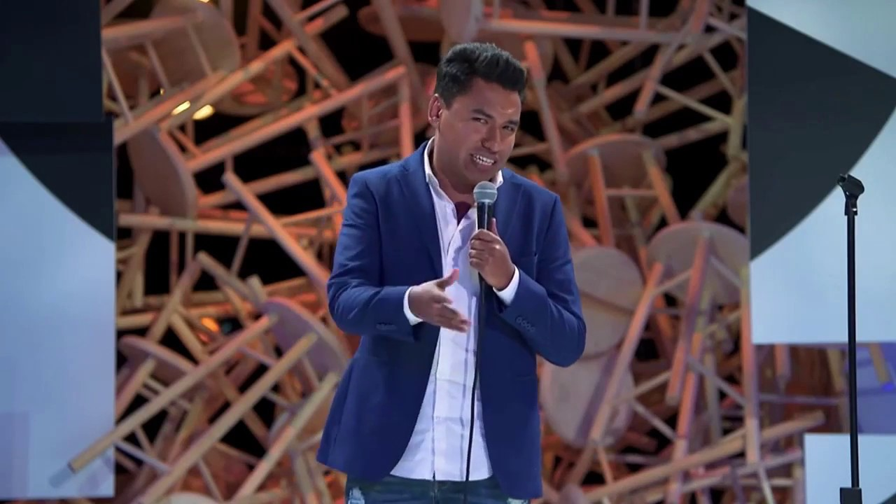 El Jajajairo en Comedy Central Stand Up 2018