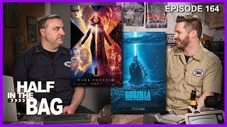 Half in the Bag: Godzilla: King of the Monsters and Dark Phoenix