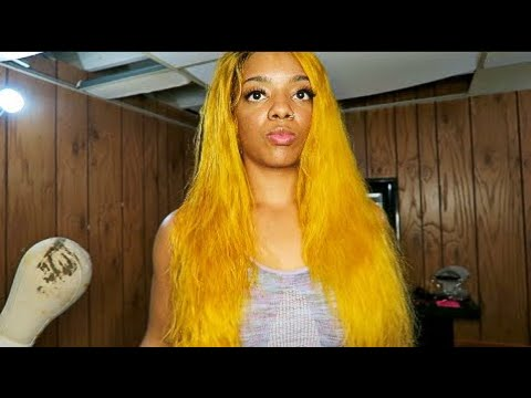 How To Achieve YELLOW GOLD Hair {FAST & EASY}