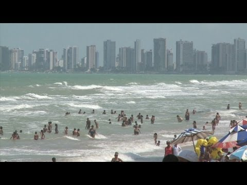Beaches of northern Brazil hit by shark attacks