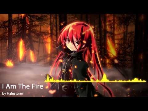 Nightcore - I Am The Fire by Halestorm