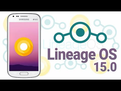 Android Oreo (8.0.0) for Samsung Galaxy S Duos 2 (GT S7582) / Trend Plus (GT S7580)