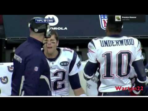 Tom Brady Argues with Coach (Official) [HD]
