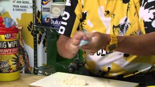 How to remove PU Foam / Expanding Foam: Big Wipes - Extreme PU Expanding Foam Cleaning Challenge!
