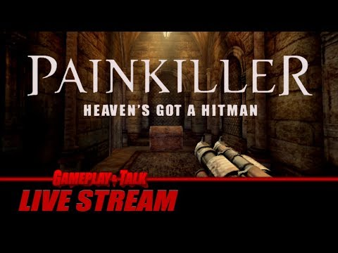 Painkiller (PC) On Windows '98  - Full Playthrough | Gameplay And Talk Live Stream #194