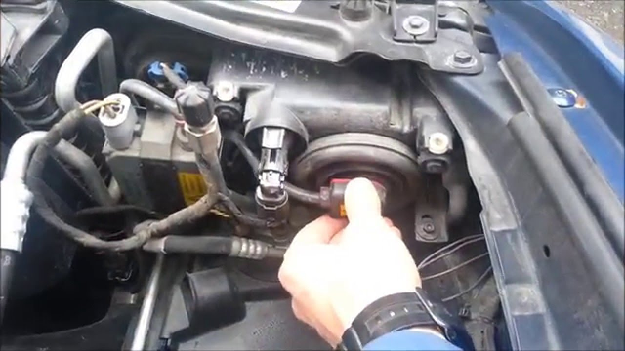 Bmw E39 Headlight Adjuster Diy English Edition Youtube