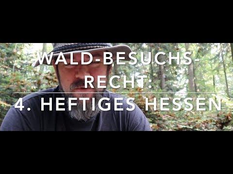Hessen - Waldbesuchsrecht nach Bundesländern (4)