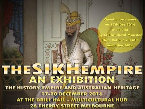 The Sikh Empire Exhibition December Melbourne - Racial Abuse