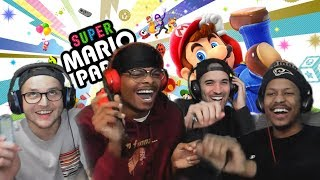 IMDONTAI PULLED UP TO THE PARTY!! | Super Mario Party (Nintendo Switch)