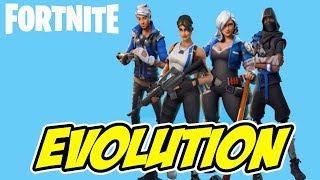 FORTNITE - How to get V BUCKS and EPIC CARDS! Collections Transformation and Evolution