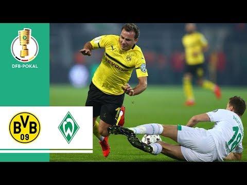 Borussia Dortmund vs. Werder Bremen 5-7 Pen | Highlights | DFB-Pokal 2018/19 | Round of 16