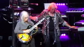 """""""Time and a Word & Clap (Steve Howe Guitar Solo)"""" Yes@Pier Six Pavilion Baltimore 8/12/15"""