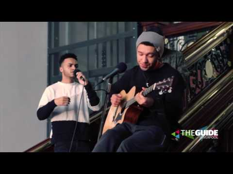 MIC Lowry perform 'Heart of Yours' at the Titanic Hotel | The Guide Liverpool