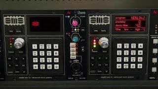 AMS Model RMX 16 - NAMM 2020