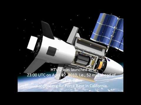 USA-212 Secret Space Plane X-37B found in orbit
