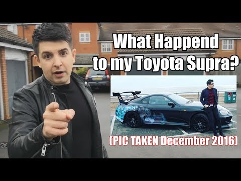 What happened to my Toyota Supra? | Gross Gore