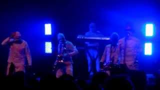 "Here Come the Mummies - intro walk & ""Believe"" Orlando FL 3/30/2012 (1 of 6)"