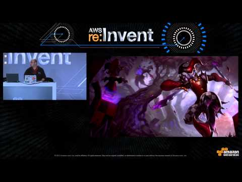 AWS re:Invent 2014 | (GAM304) How Riot Games re:Invented Their AWS Model