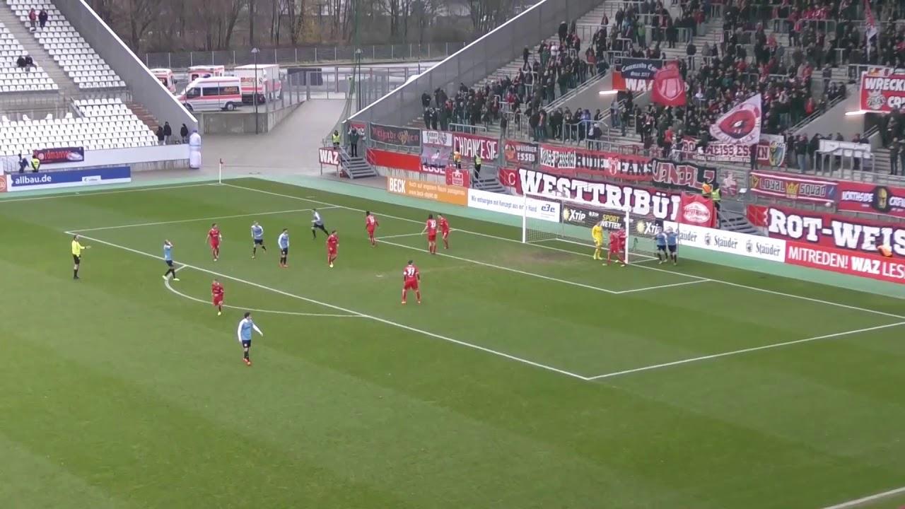 20 Spieltag Rwe 1 Fc Kaan Marienborn Saison 1819 Youtube