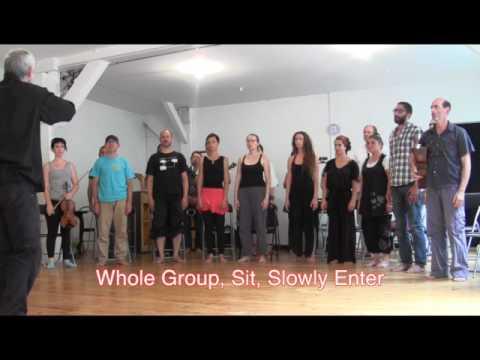 Soundpainting Lesson 5 - Walter Thompson