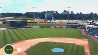 Gambar cover The Views at Coolray Field (Ballpark) - One Year Timelapse