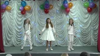Ансамбль ''Надежда'' - Я твоя маленькая девочка (Гимназия №3)