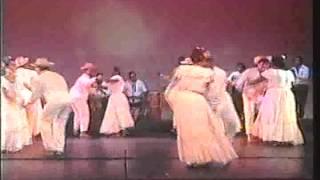 Danza Colombiana Mazurca de La Costa Pacifica