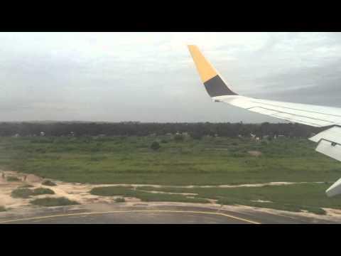 Asky Arrives in Bangui