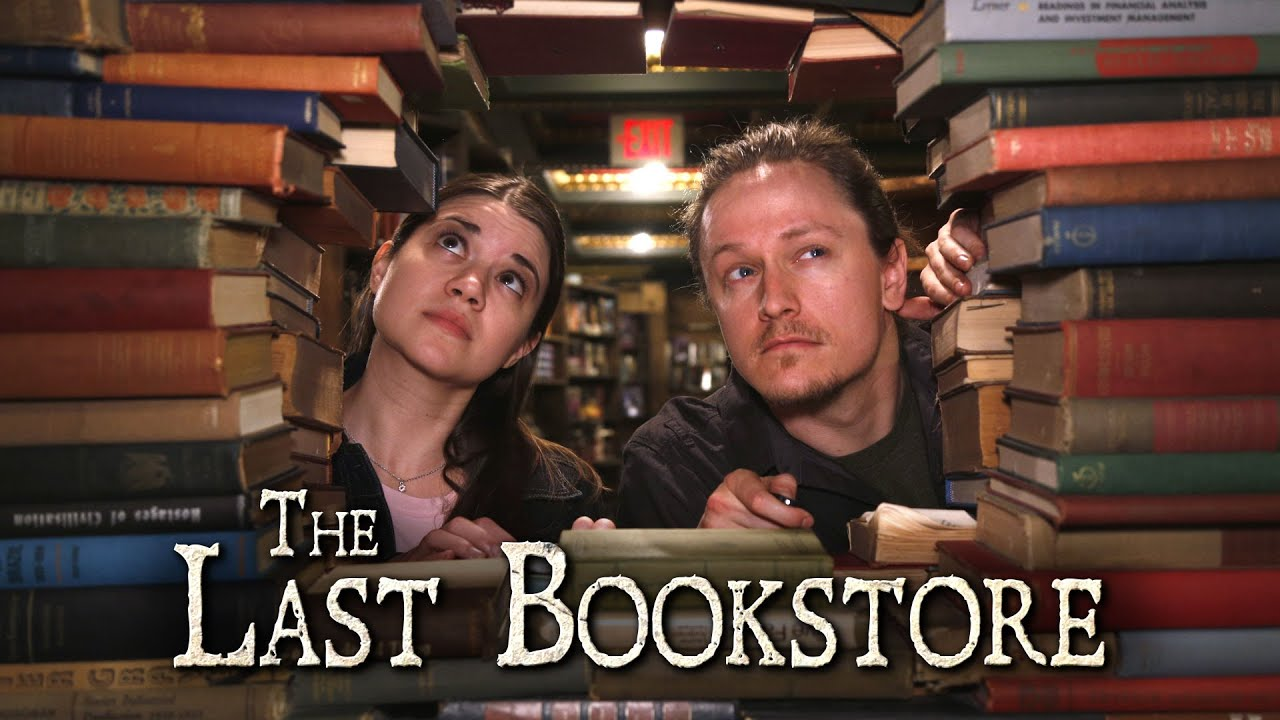 Exploring The Last Bookstore in Downtown Los Angeles