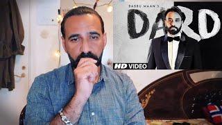 Official Reaction: Dard | Babbu Maan | New Song 2019 | T-Series | Mansoor Elahi
