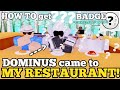 HOW To Get VIPS As FAST AS POSSIBLE (Roblox My Restaurant ...