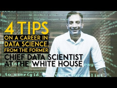 Top data scientist D J Patil's Tips to Build a Career in Data