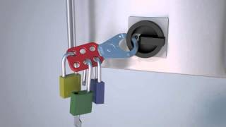 ABUS Afbryder Sikring H702 Lockout