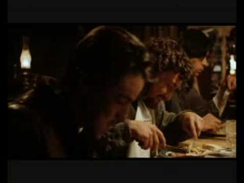 Young Guns (1988) Table Scene