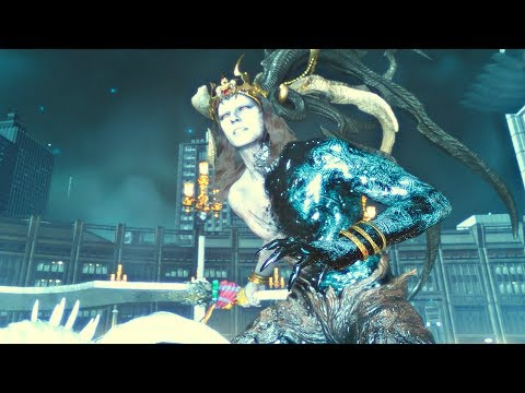FINAL FANTASY XV - New Ifrit Boss Fight & New Shiva Dialogue | Update 1.21 (PS4 Pro)