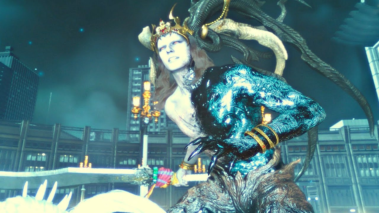 FINAL FANTASY XV - New Ifrit Boss Fight & New Shiva Dialogue | Update 1 21  (PS4 Pro)