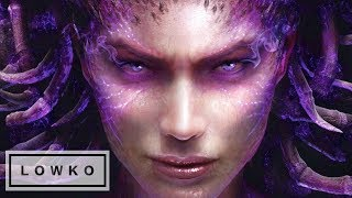 StarCraft 2: HEART OF THE SWARM!