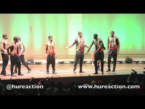 Alpha Phi Alpha, Beta Chapter - Howard Homecoming Step Show 2012
