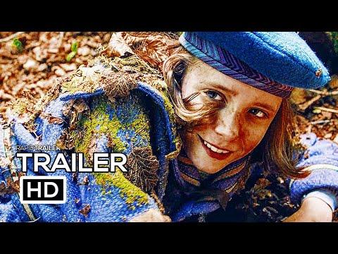 THE SECRET GARDEN Official Trailer (2020) Colin Firth, Fantasy Movie HD
