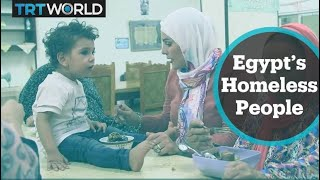 Homeless in Egypt: Group gives more than shelter to Egyptians living on streets