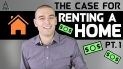 The Case For Renting A Home Part 1   Common Sense Investing